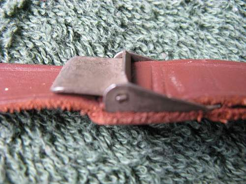 Click image for larger version.  Name:M1 fixed bale Jul 15 liner buckle.1.jpg Views:36 Size:190.4 KB ID:863185