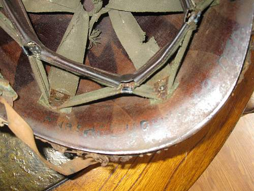 Click image for larger version.  Name:WWI Helmet 050.jpg Views:142 Size:247.5 KB ID:86727