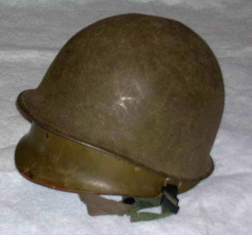 Question:  Is this US Helmet WWII era?
