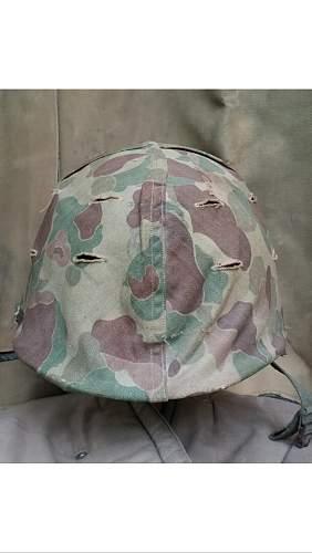 hidde  insignia under usmc repaint