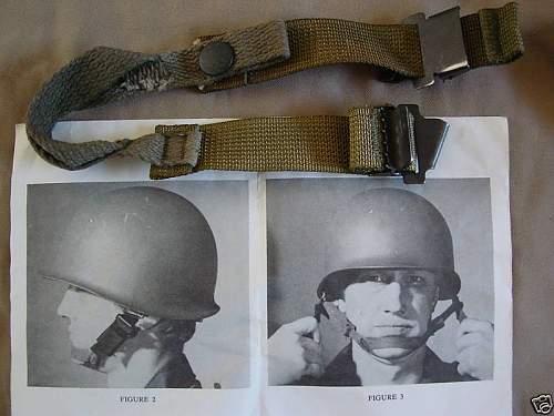 My latest M-1C helmet