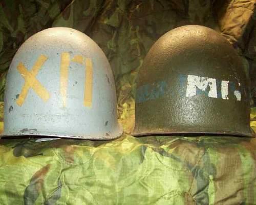 2 Helmets