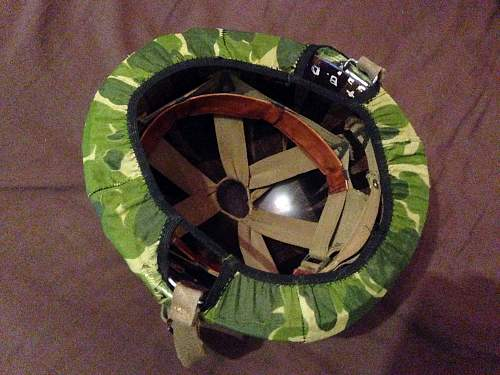Parachute Helmet Cover?