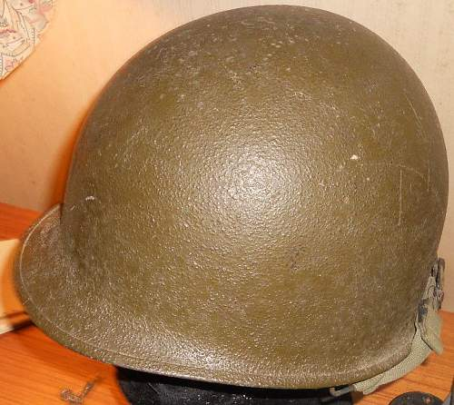 Another M1: Authentic US WW2?