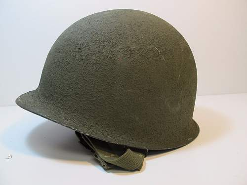 One more M1: Authentic WW II