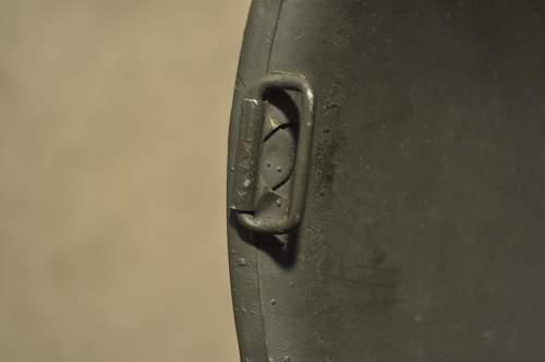 M1 Front seam swivel bale - Vet signed