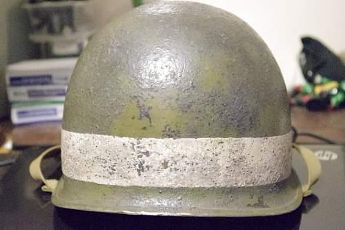 Helmet M1 Military Police