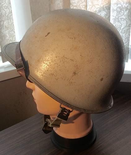 US navy M1 helmet