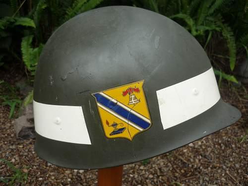 Vietnam era us m1 liner