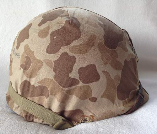 First Pattern USMC Cover