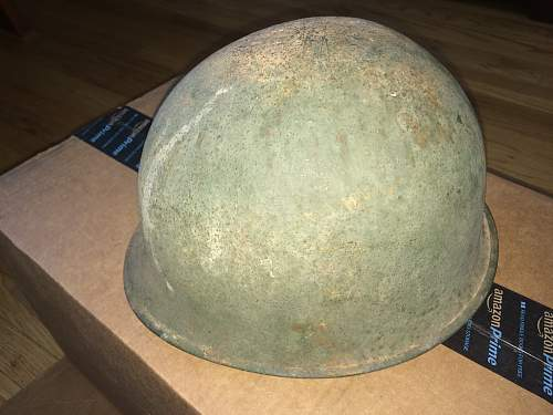 Need help Identifying helmet and liner