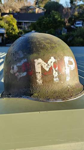 Opinions On This McCord Shell - WWII Division Headquarters MP Example?