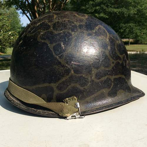 ARVN Rangers Para helmet??