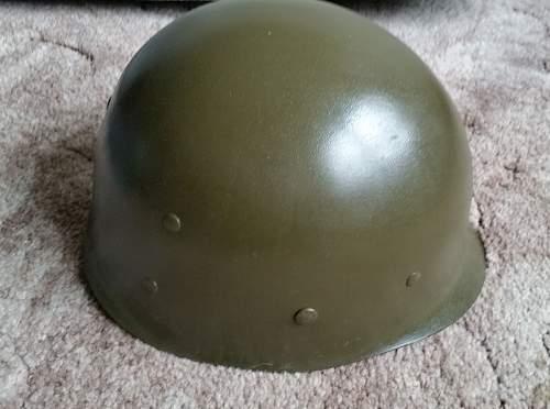 M1 Helmet, opinions please.