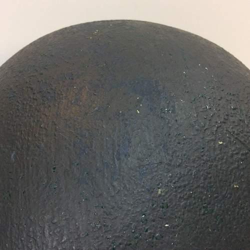 Navy Chaplain helmet