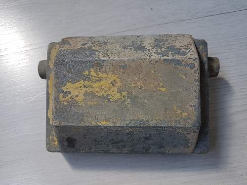 Gundlach Periscope. ( Vickers Tank Periscope MK.IV ? )