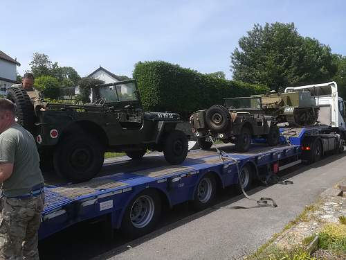 brencarrier and jeeps