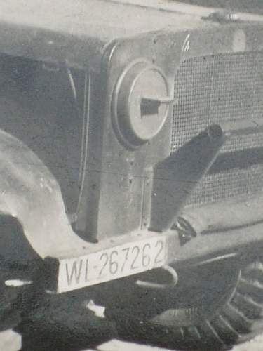 Bedford MW truck 1942
