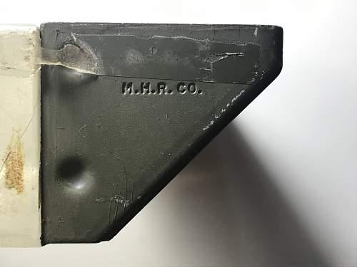 US M13 periscope