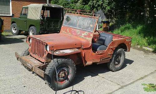 Jeep for investment
