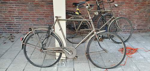 BSA Mk.V bicycle