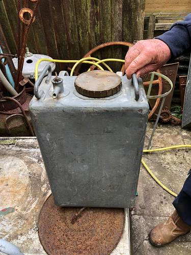 Expansion tank?