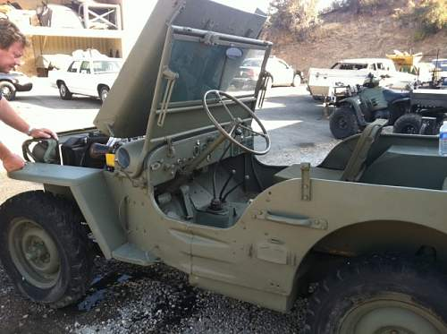 Help with a Willys?