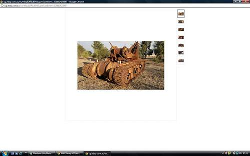 Ebay Tank