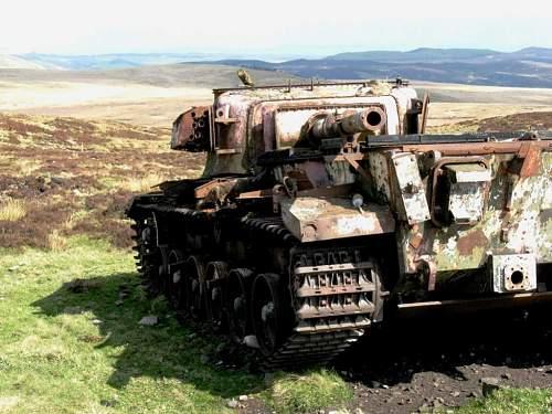 Tank identification
