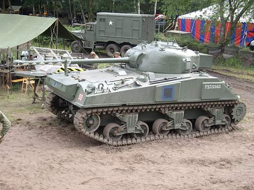 Help Needed Identifying Model of Tank