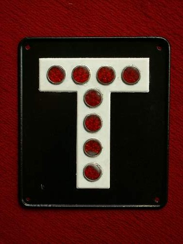 WANTED Trailer T plate reflector