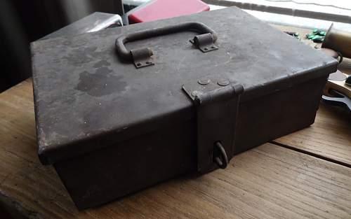 ..a box....