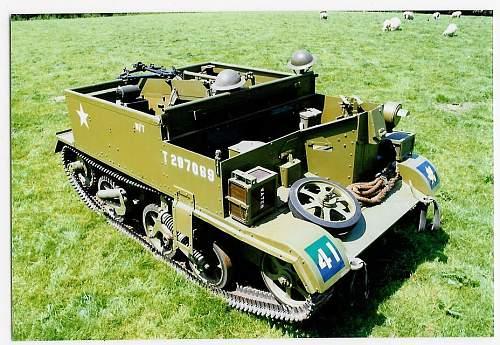 Universal carrier Mk.2*