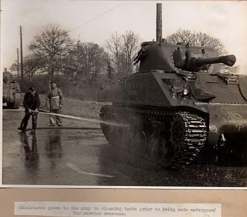 Sherman Identification request ?