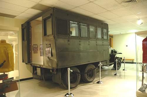 "Fort Knox, Kentucky - Patton Museum - ""former"" Museum"