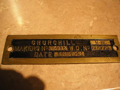 Old Churchill?