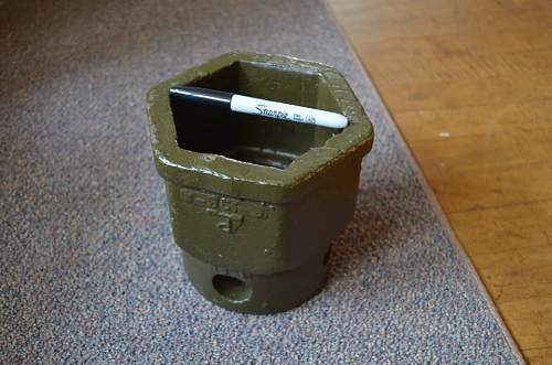 Armored vehicle socket ?