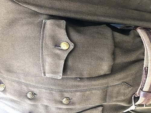 NKVD private uniform