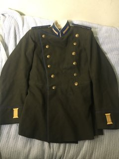 Small NKVD uniform collection