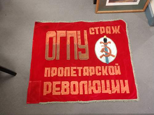 Gulag Flag recently acquired