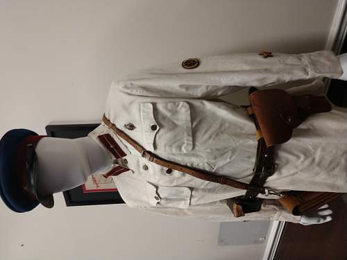 1937 NKVD Major's Tunic