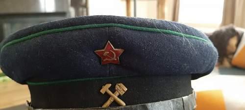 NKPS Visor cap authenticity