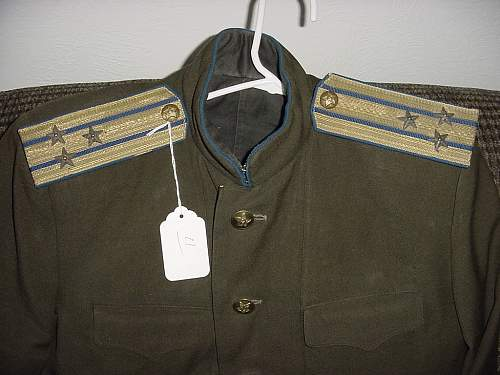 KGB M-43 Tunic