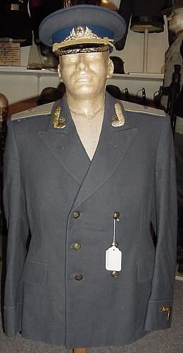 Model 1955 KGB Colonel of Infantry