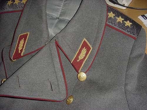 MVD General Greatcoat