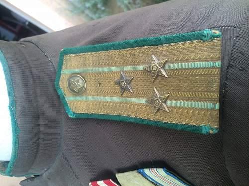 border guard ww2 kitel
