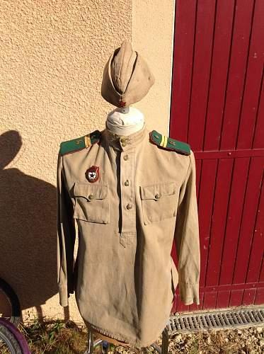 NKVD Border Guard M43 Tunic