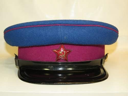 NKVD Visor Cap for Review