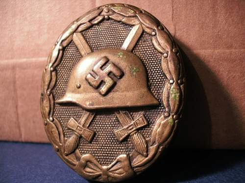 Verwundetenabzeichen - Wound badge - For real or fake?