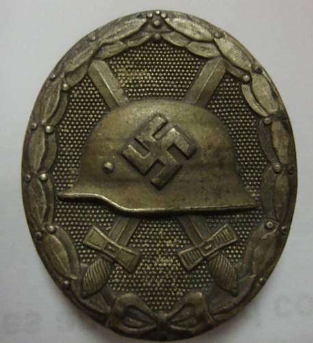 Hauptmunzampt Wien - Verwundetenabzeichen